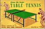 Bib No. 100 – KNOW THE GAME – TABLE TENNIS