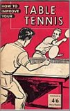 Bib No. 125 – HOW TO IMPROVE YOUR TABLE TENNIS