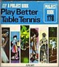 Bib No. 178 – PLAY BETTER TABLE TENNIS