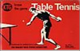 Bib No. 207 – KNOW THE GAME –  TABLE TENNIS