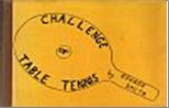 Bib No. 224 – THE CHALLENGE OF TABLE TENNIS