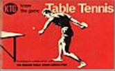Bib No. 227 – KNOW THE GAME – TABLE TENNIS