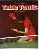 Bib No. 230 – HOW TO PLAY TABLE TENNIS