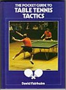 Bib No. 242 – THE POCKET GUIDE TO TABLE TENNIS TACTICS