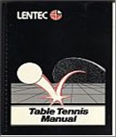 Bib No. 248 – LENTEC TABLE TENNIS MANUAL