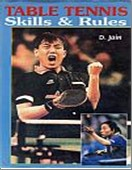 Bib No. 297 – TABLE TENNIS – SKILLS AND RULES