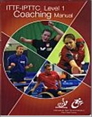 Bib No. 302 – ITTF-IPTTC LEVEL 1 COACHING MANUAL