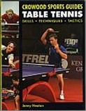Bib No. 310 – TABLE TENNIS – CROWOOD SPORTS GUIDE