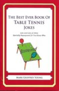 Bib No. 339 – THE BEST EVER BOOK OF TABLE TENNIS JOKES
