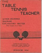 Bib No. 354 – THE TABLE TENNIS TEACHER