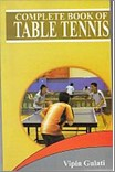 Bib No. 358 – COMPLETE BOOK OF TABLE TENNIS