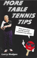 Bib No. 366 – MORE TABLE TENNIS TIPS