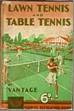 Bib No. 40 – LAWN TENNIS AND TABLE TENNIS