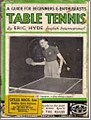 Bib No. 50 – TABLE TENNIS