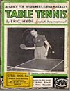 Bib No. 58 – TABLE TENNIS