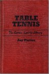 Bib No. 61 – TABLE TENNIS