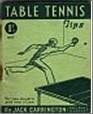 Bib No. 66 – TABLE TENNIS TIPS