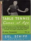 Bib No. 75 – TABLE TENNIS COMES OF AGE