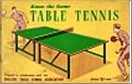 Bib No. 85 – KNOW THE GAME – TABLE TENNIS