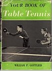 Bib No. 99 – YOUR BOOK OF TABLE TENNIS