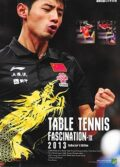 Bib No. 362 – TABLE TENNIS FASCINATION 1X